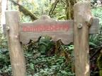 Timber Sign