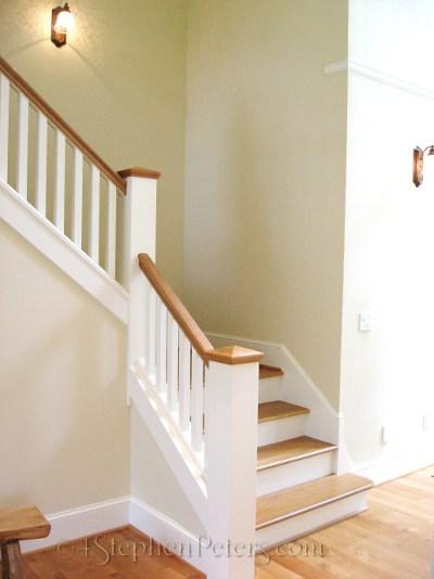Stair rail 2186