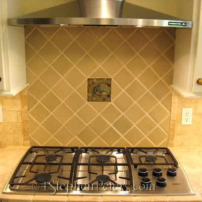 Tile Backsplash 2229